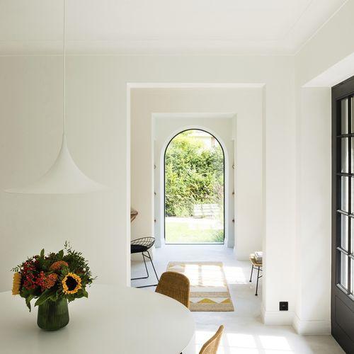 corniche pour plafond / murale / en polystyrène / en polyuréthane