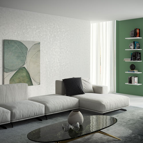 peinture décorative / de finition / pour mur / pour plâtre
