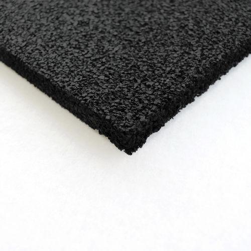 isolant antivibration / thermo-acoustique / en caoutchouc / pour plancher