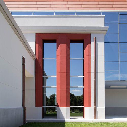 fenêtre battante / basculante / fixe / en aluminium