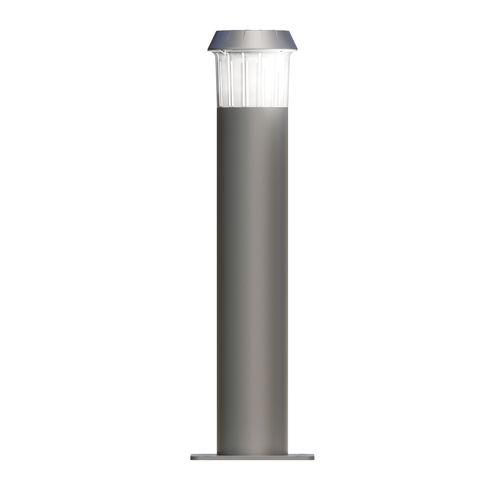 borne d'éclairage urbaine / contemporaine / en aluminium extrudé / en polycarbonate