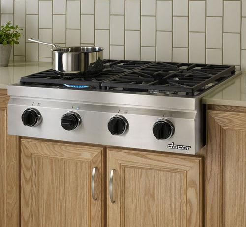 cuisinière à gaz / wok
