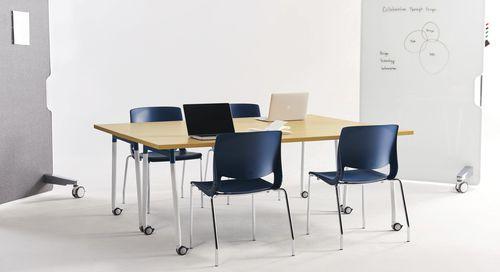 table de travail contemporaine