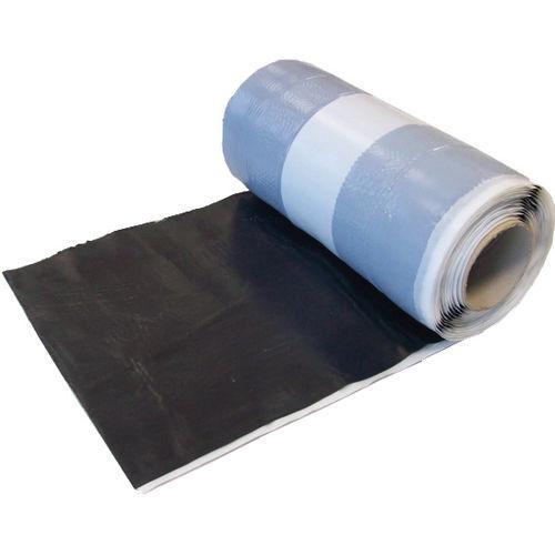 membrane d'étanchéité pour toiture / en bande / auto-adhérente / en butyl