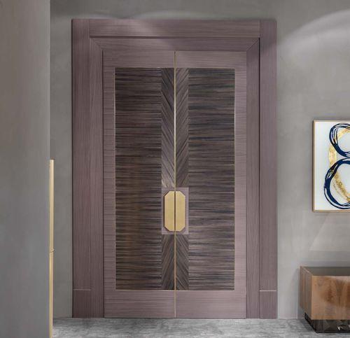 porte d'intérieure
