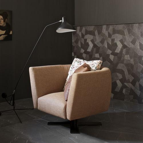 fauteuil visiteur contemporain