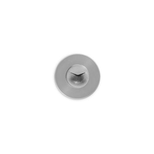 luminaire encastrable au mur / à LED / rond / en fonte d'aluminium