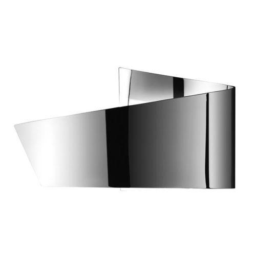 applique murale contemporaine / en aluminium / halogène / fluocompacte