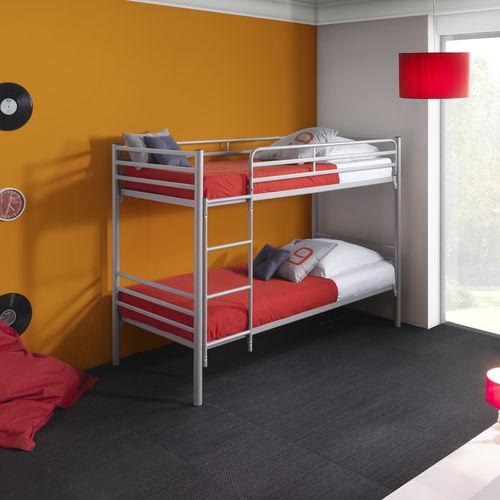 lit superposé / mezzanine / simple / contemporain