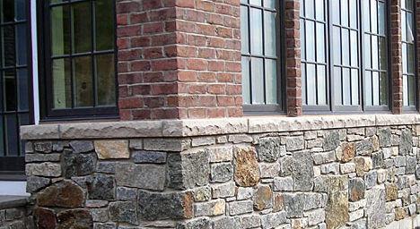 appui de fenêtre en pierre naturelle / d'extérieur