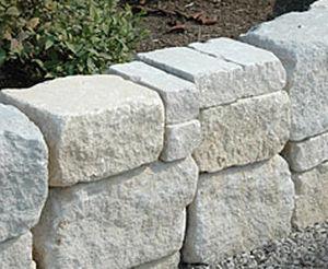 bordure de jardin / en pierre / en hauteur