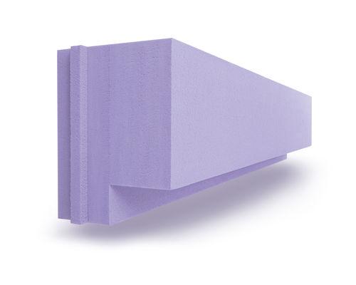 bloc de coffrage en polystyrène