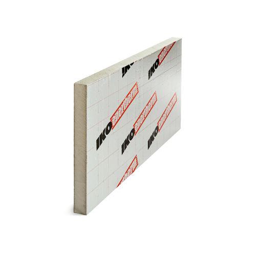 isolant thermique / en polyisocyanurate PIR / pour toiture-terrasse / en panneaux rigides