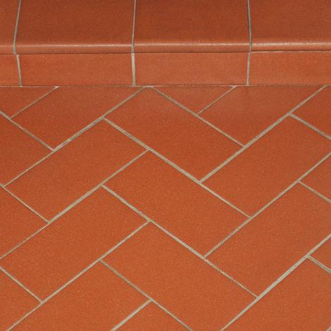 Carrelage D Exterieur Solava Mural Au Sol En Terracotta