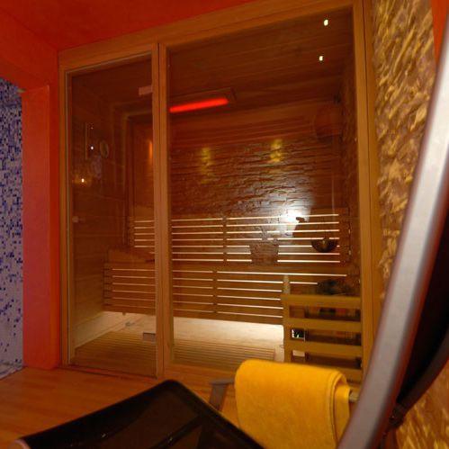 sauna professionnel / résidentiel / pour intérieur