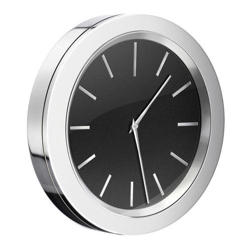 horloge contemporaine / analogique / murale / en laiton