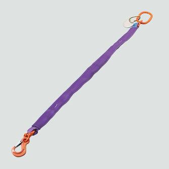 longe anti-chute à corde