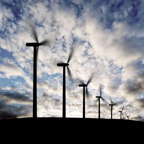système d'ancrage acier / pour fondations de mâts d'éoliennes