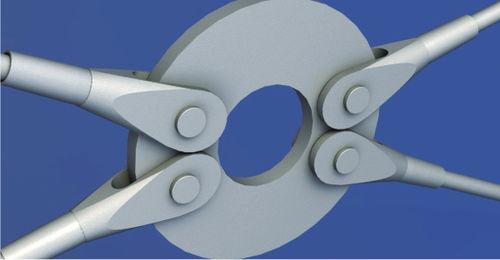 connecteur pour structure tendue - Macalloy