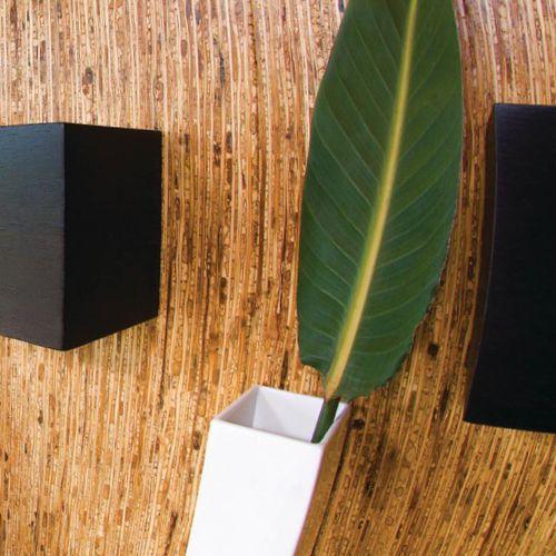 panneau décoratif pour agencement intérieur / léger / lisse / en matières recyclées