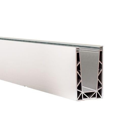 système de fixation en aluminium