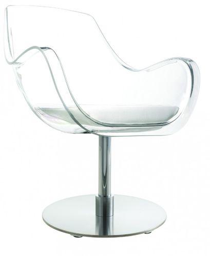 fauteuil de coiffure en acier