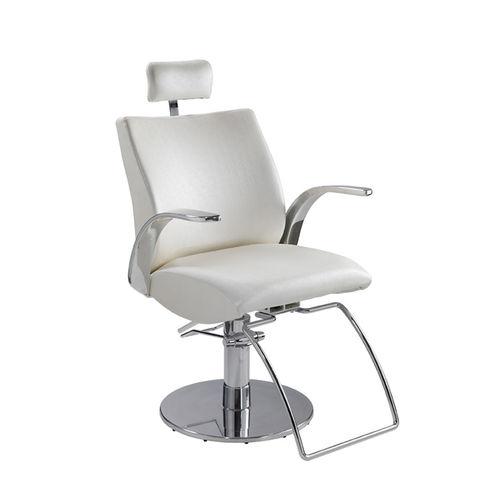 fauteuil de maquillage en simili cuir