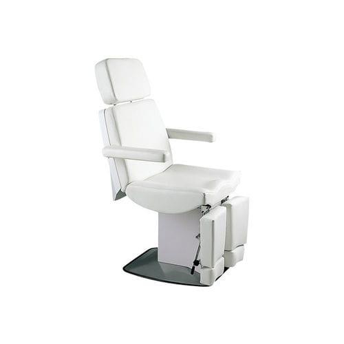 fauteuil de pédicure en vinyle