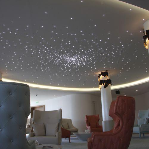 faux-plafond en composite - Semeur d'étoiles
