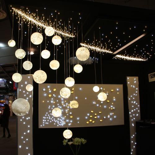 lustre contemporain - Semeur d'étoiles