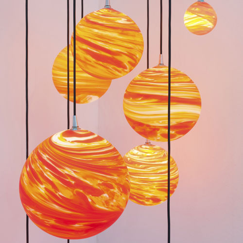 lustre design original - Semeur d'étoiles