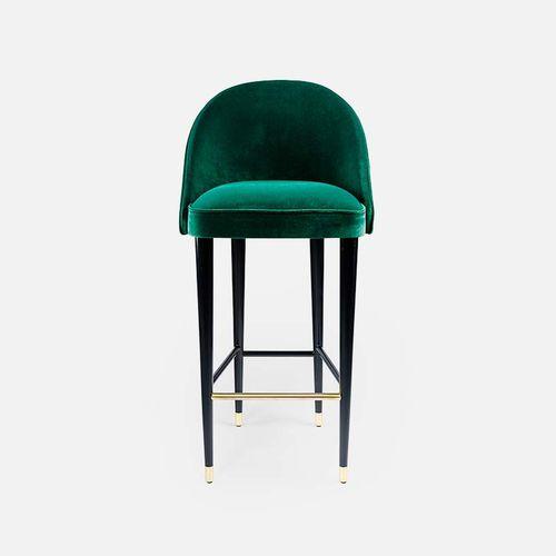 chaise de bar contemporaine - COLLINET