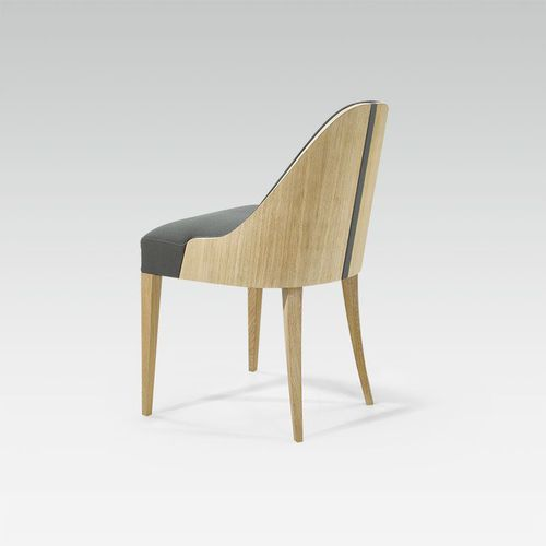chaise contemporaine - COLLINET