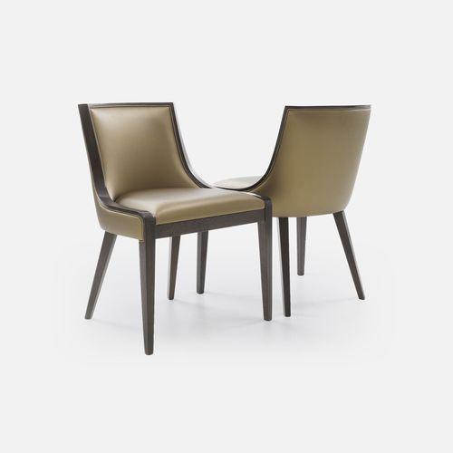 chaise de restaurant classique - COLLINET