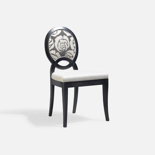 chaise médaillon - COLLINET