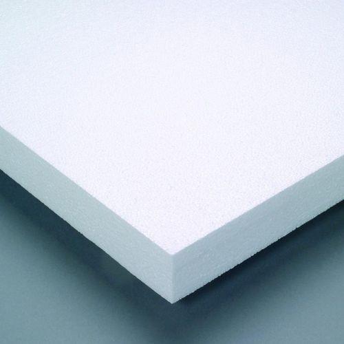 isolant thermique / en polystyrène expansé / pour intérieur / pour toiture métallique