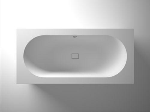 baignoire à poser / en acrylique