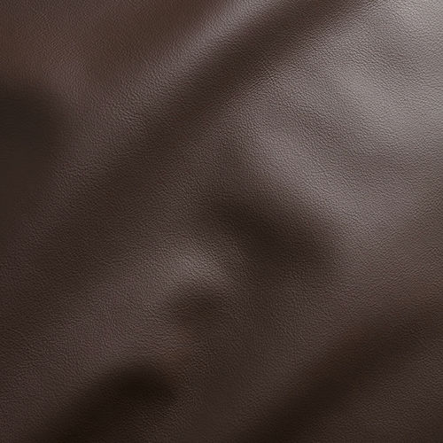 cuir d'ameublement naturel / uni