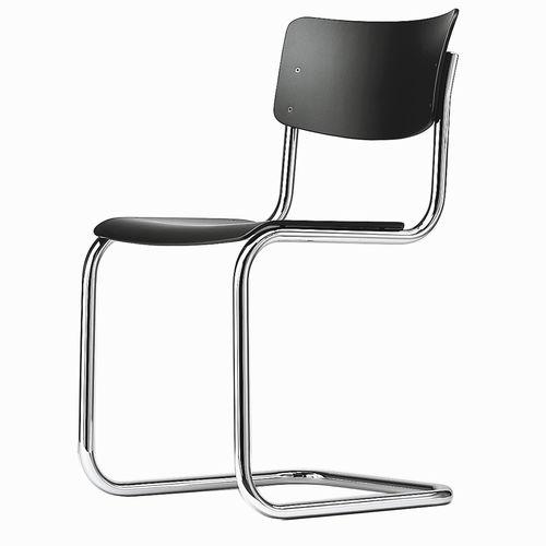 chaise visiteur contemporaine - THONET