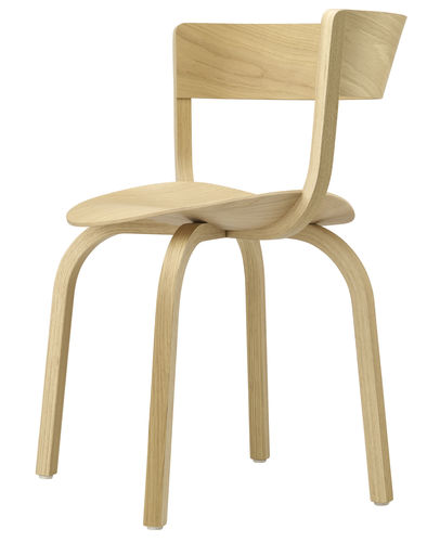 chaise de restaurant contemporaine - THONET