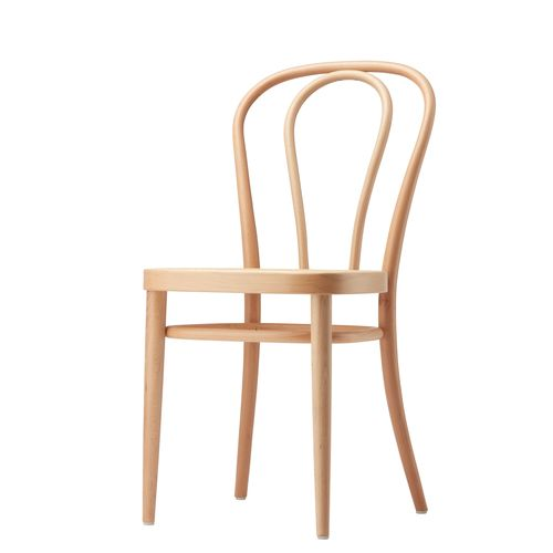chaise de restaurant classique - THONET