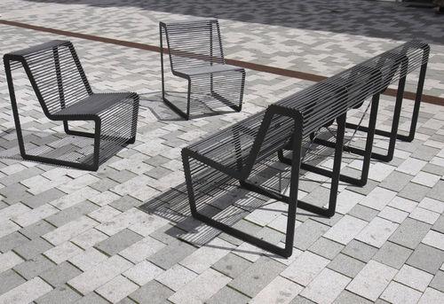 banc public - mmcité street furniture