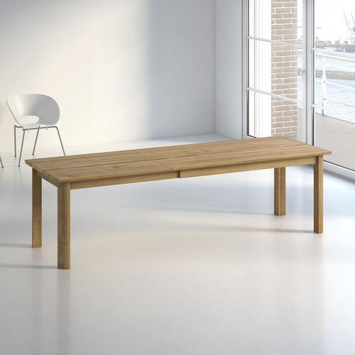 table à rallonge - vitamin design