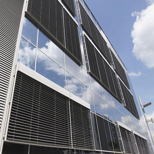 store vénitien / en aluminium / d'extérieur / professionnel