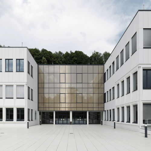 bardage en panneaux - Rieder Sales GmbH