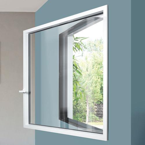 fenêtre battante / fixe / à soufflet / en aluminium