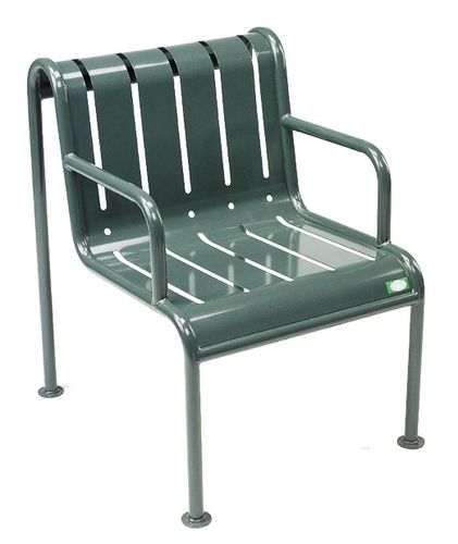 fauteuil urbain contemporain