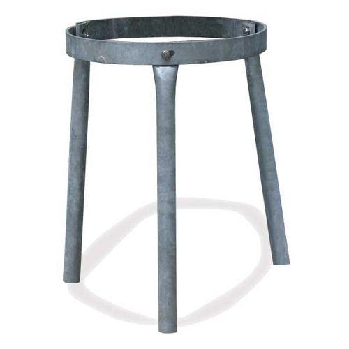 corset d'arbre en acier galvanisé