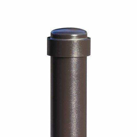 borne anti-stationnement / en aluminium / amovible / haute