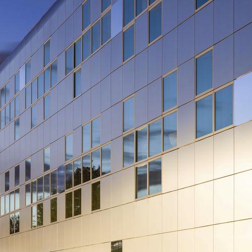 bardage en panneaux - Arconic Architectural Products SAS, Merxheim/Frank